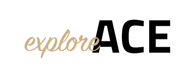 Explore ACE logo